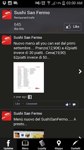 Sushi S F