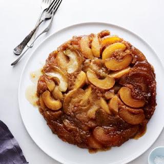 Apple Upside-Down Cake.
