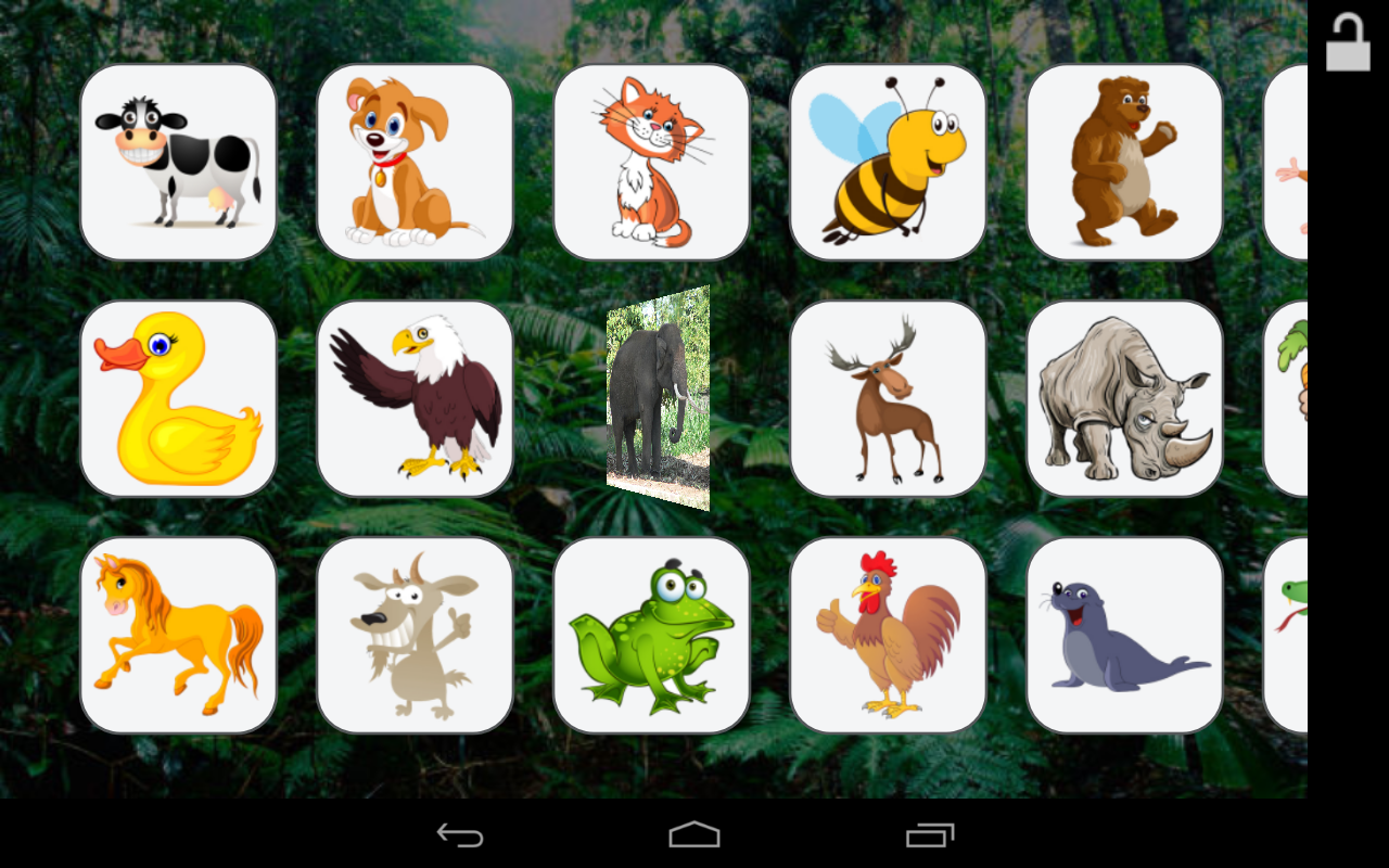 Animal Sounds: Play and Learn - screenshot
