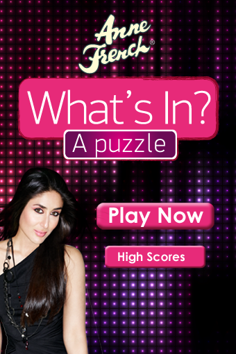 Anne French - What's In Puzzle- screenshot