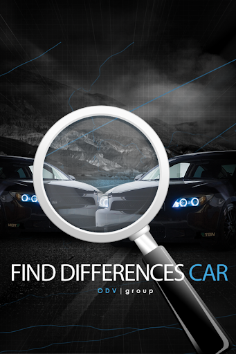 Find Differences cars