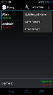 SMarker (Scoreboard) - screenshot thumbnail