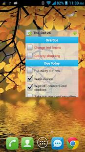 Chore Checklist - Lite - screenshot thumbnail