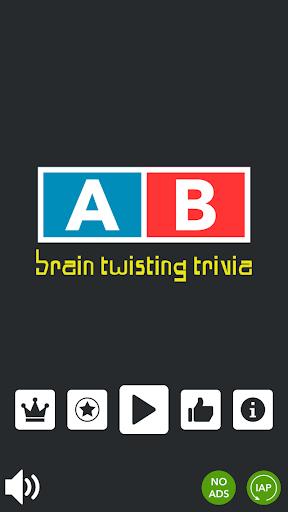 AB: Brain Twisting Trivia