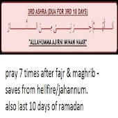 sunnah prayer for each event.