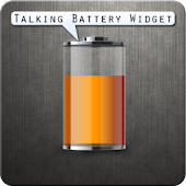 Talking Battery Widget