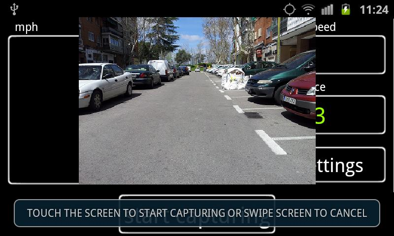 Car DVR - screenshot