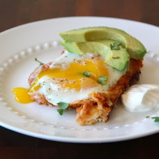 Huevos Rancheros Casserole.