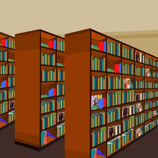 逃脱游戏N25 - 图书馆逃生