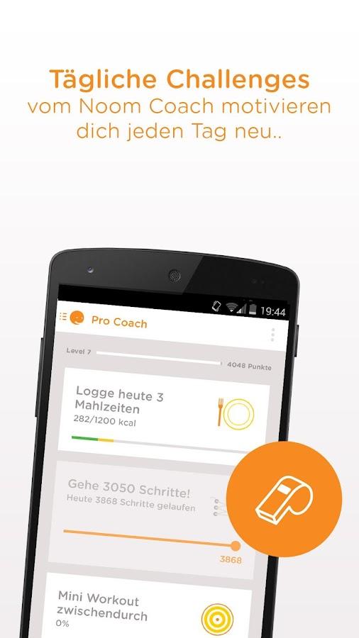 Noom Coach - Gesund Abnehmen - screenshot