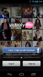 VideofyMe - screenshot thumbnail