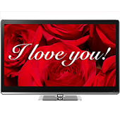 Romantic Love Notes Chromecast