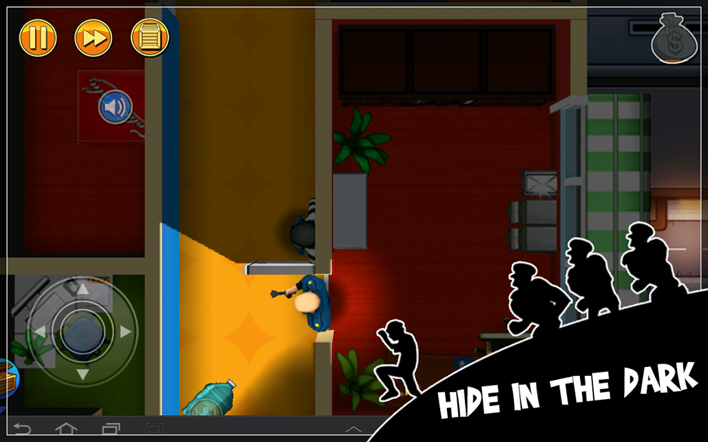 Robbery Bob Free- screenshot