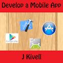 Develop a Mobile App icon