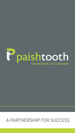 Paish Tooth Tax Accounting