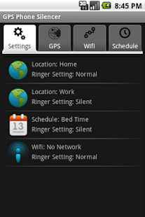 GPS/Wifi Silencer Advanced! - screenshot thumbnail