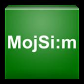 Moj Si-M (Poraba Si-M.)