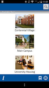Georgia College Campus Tour - screenshot thumbnail