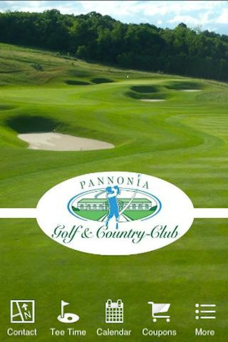 Pannonia Golf & Country Club- screenshot