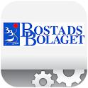 Bostadsbo. Teknisk förvaltning icon