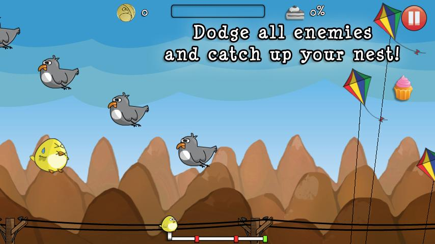 Chubby Bird- screenshot