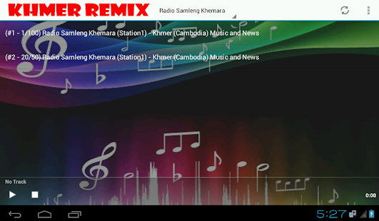 Download Khmer Remix And Radio APK
