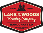 Logo of Lake of the Woods Big Timber IPA