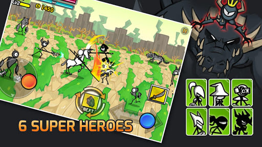 Cartoon Wars 2 1.1.2 screenshots 11