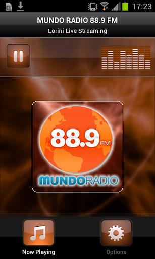 MUNDO RADIO 88.9 FM