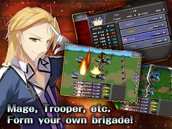RPG Chrome Wolf - KEMCO APK screenshot thumbnail 13