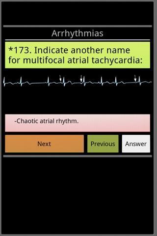 玩免費醫療APP|下載Cardiology exam questions app不用錢|硬是要APP