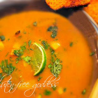 Mexican Pumpkin Soup.