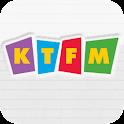 94.1 KTFM RadioVoodoo logo