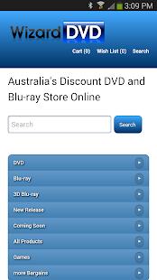 Wizard DVD Australia