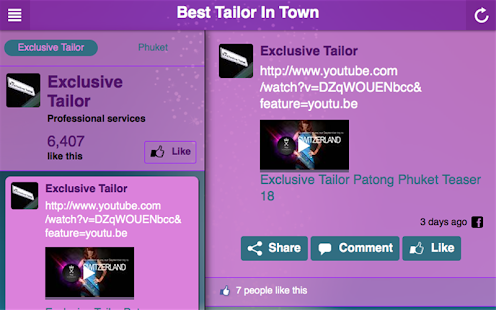 Exclusive Tailor- screenshot thumbnail