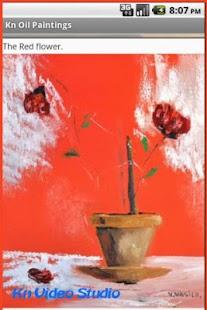 Kn Oil Paintings- screenshot thumbnail