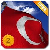 Turkey Flag - LWP