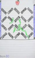 Screenshot of Scribble Worm