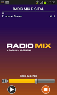 Radio Mix Digital- screenshot thumbnail