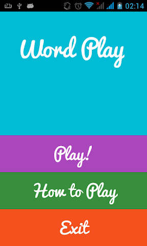 Screenshots for Word Play