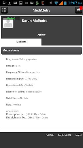 玩健康App|MediMetry免費|APP試玩