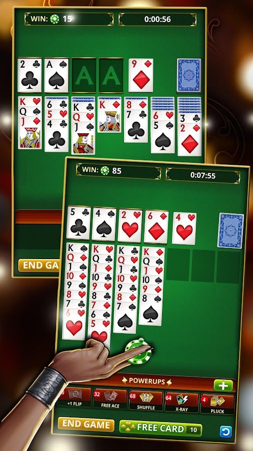 Solitaire Vegas Android Apps On Google Play