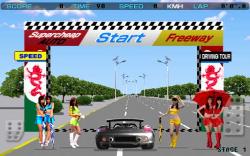 GT Car Driving Race Tour