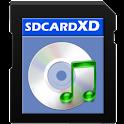 SDCardXD for Xoom (SDCardX) logo