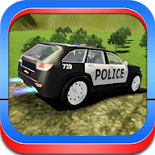 Off-road Police SUV Simulator