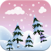 Snowfall HD Live Wallpaper