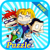 All Grown Up Puzzle Game