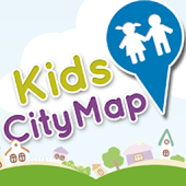 Kids City Map - Madrid