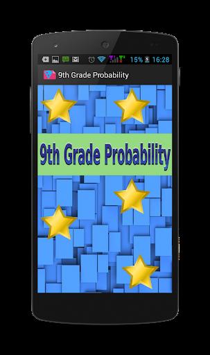 9th Grade Probability
