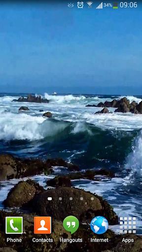 Download Ocean Waves Live Wallpaper 59 On PC Mac With AppKiwi APK Downloader